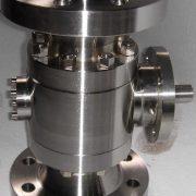 Duplex Kugelhahn in Material F51 1.4462 Vollmaterial
